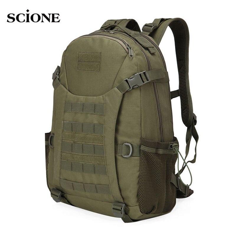 50l molle acampamento mochila tático militar sacos mochilas à prova dwaterproof água caminhadas ao ar livre saco de ombro xa303wa