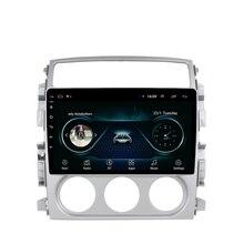 """Автомобильная Радио с USB vidio HD1080 фронтальная камера карта gps навигация хорошая bluetooth для Suzuki Liana 2007-2013 """" Android 8,1"""