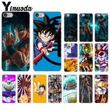 Yinuoda Naruto Dragon Ball One Piece TPU Soft Phone Accessories Cell Case for iPhone 8 7 6 6S Plus 5 5S SE XR X XS MAX
