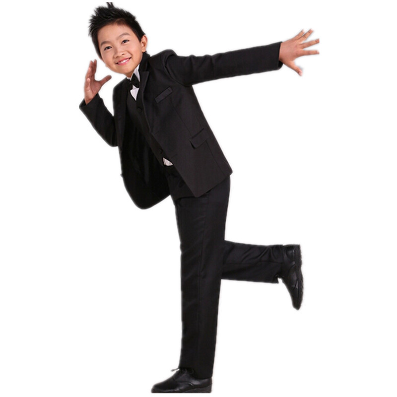 Prince Charming Western Boys Dress For Formal Tuxedo Suit At The