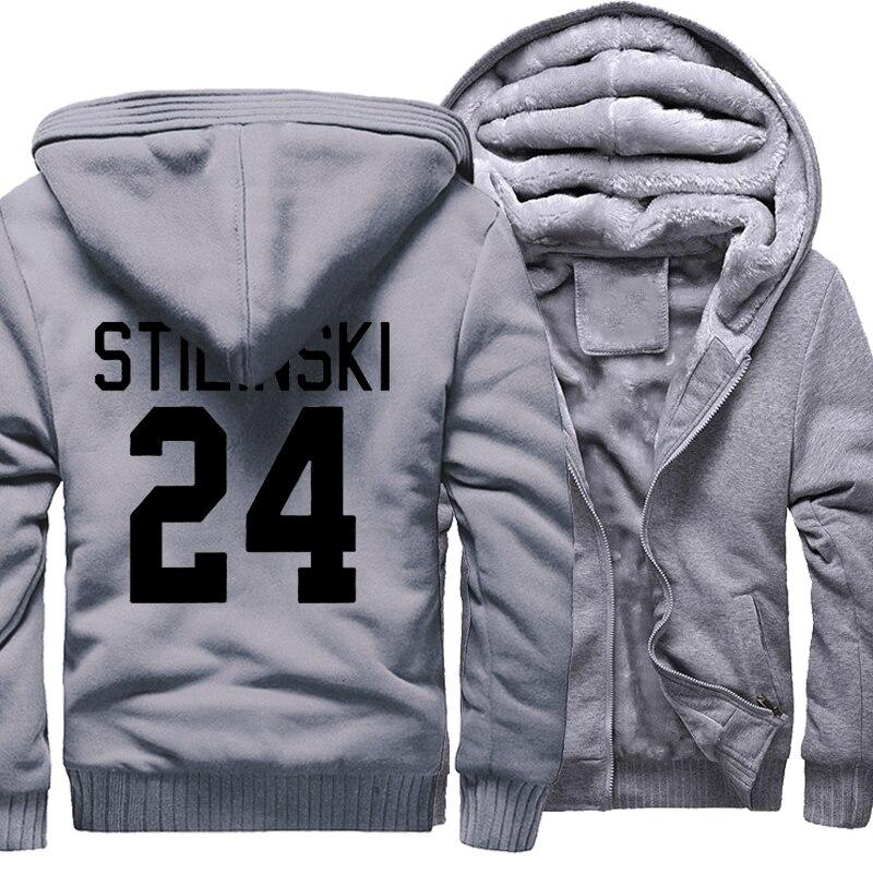 STILINSKI 24 Print Fashion Hip Hop 2017 Winter Thick Hoody Men Teen Wolf font b Men