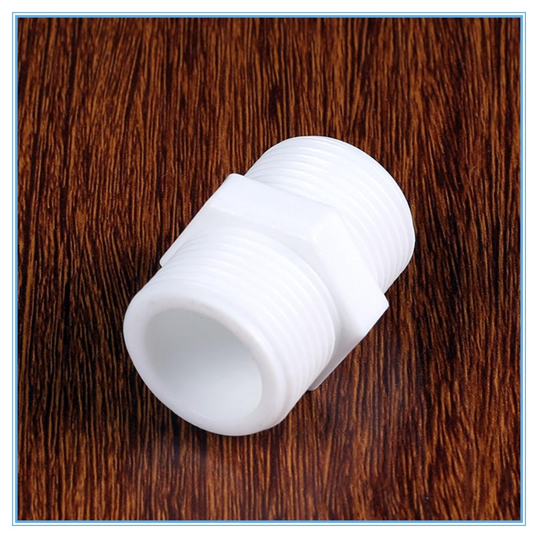 Sanitär Rohre & Armaturen 5 Stücke Kunststoff Nylon 1/4 3/8 1/2 3/4 Bsp Außengewinde Gleich Hex Nippel Union Rohr Kupplung Fitting Anschluss Koppler Ungleiche Leistung