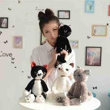 Tamino Maita cat Scratch angry cats plush toy stuffed dolls kids gift