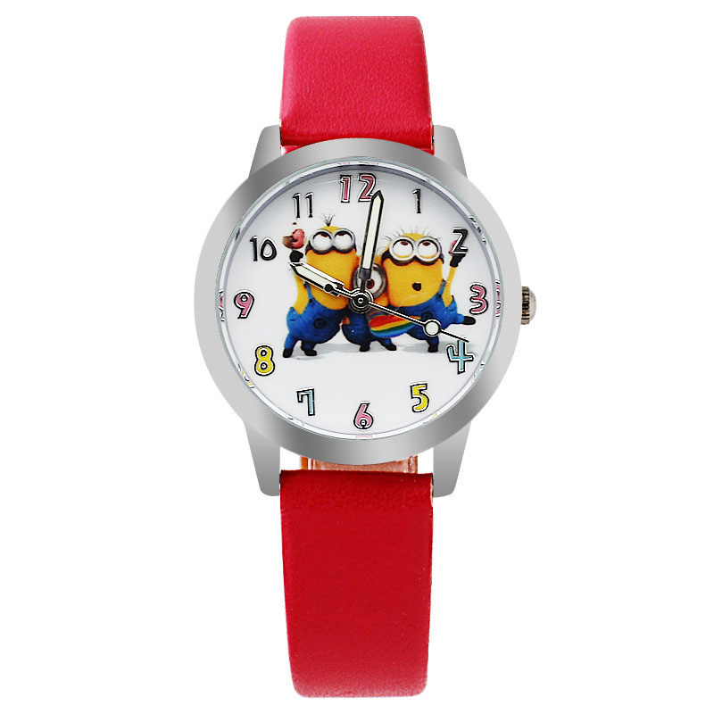New Despicable Me Wrist Watch For Kids