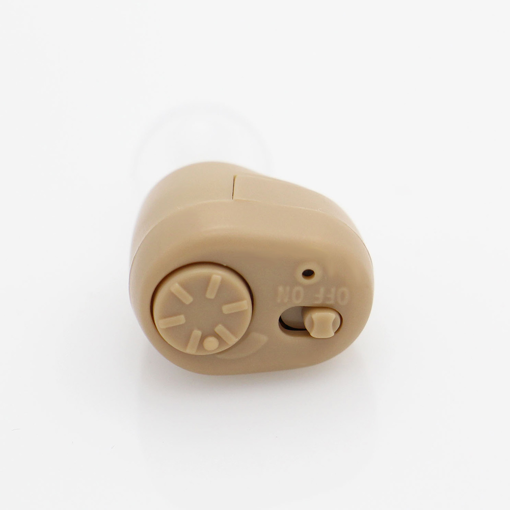 K-86 Mini Hearing Aid Aids Ear Sound Amplifier Volume Adjustable Ear Care Device Promotion Price christams gift hearing aid aids cheap digital hearing amplifier ear care sound clear voise volume control s 100a super mini