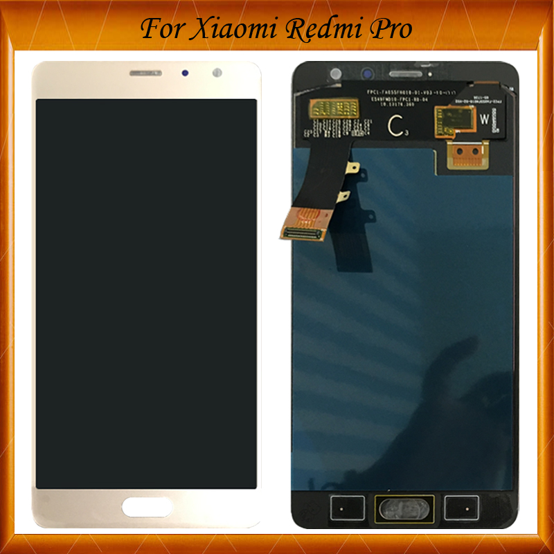 For Xiaomi Redmi Pro LCD Display Touch Screen Digitizer Screen Panel Replacement Parts 1920x1080 For 5.5 Xiaomi Redmi Pro LCDFor Xiaomi Redmi Pro LCD Display Touch Screen Digitizer Screen Panel Replacement Parts 1920x1080 For 5.5 Xiaomi Redmi Pro LCD