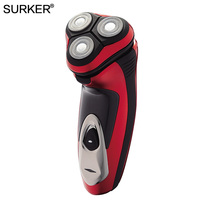 Electric Razor Shaver Full Body Water Wash Cutting Head Charge Type Rotary Charge Type Razor