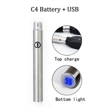 Preheating Battery CE3 Battery 380mAh O Pen Voltage adjustable Preheat 510 thread for Wax Oil Cartridge.jpg 220x220 - Vapes, mods and electronic cigaretes
