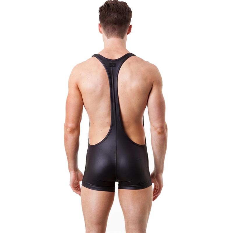 Oral male singlet fetish