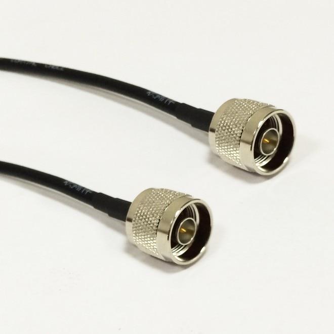 1 Pc N Stecker Auf Stecker Zopf Kabel Rg58 200 Cm Großhandel Für Wifi Router Antenne 100% Garantie