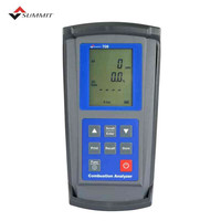 Summit 708 O2 co CO2 автомобильных выхлопных газов анализатор