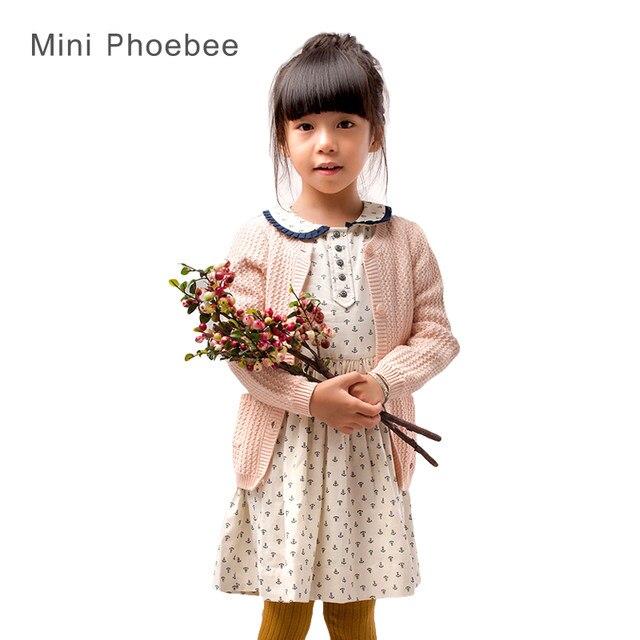 Tienda Online rebeca niña Suéteres de las muchachas 2-8 años suéter ...