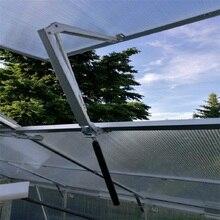 Automatico Apri La Finestra Serra Agricola Sensibile Al Calore Freddo Serra Sfiato Attrezzi Da Giardino Solare Sensibile Finestre di Apertura