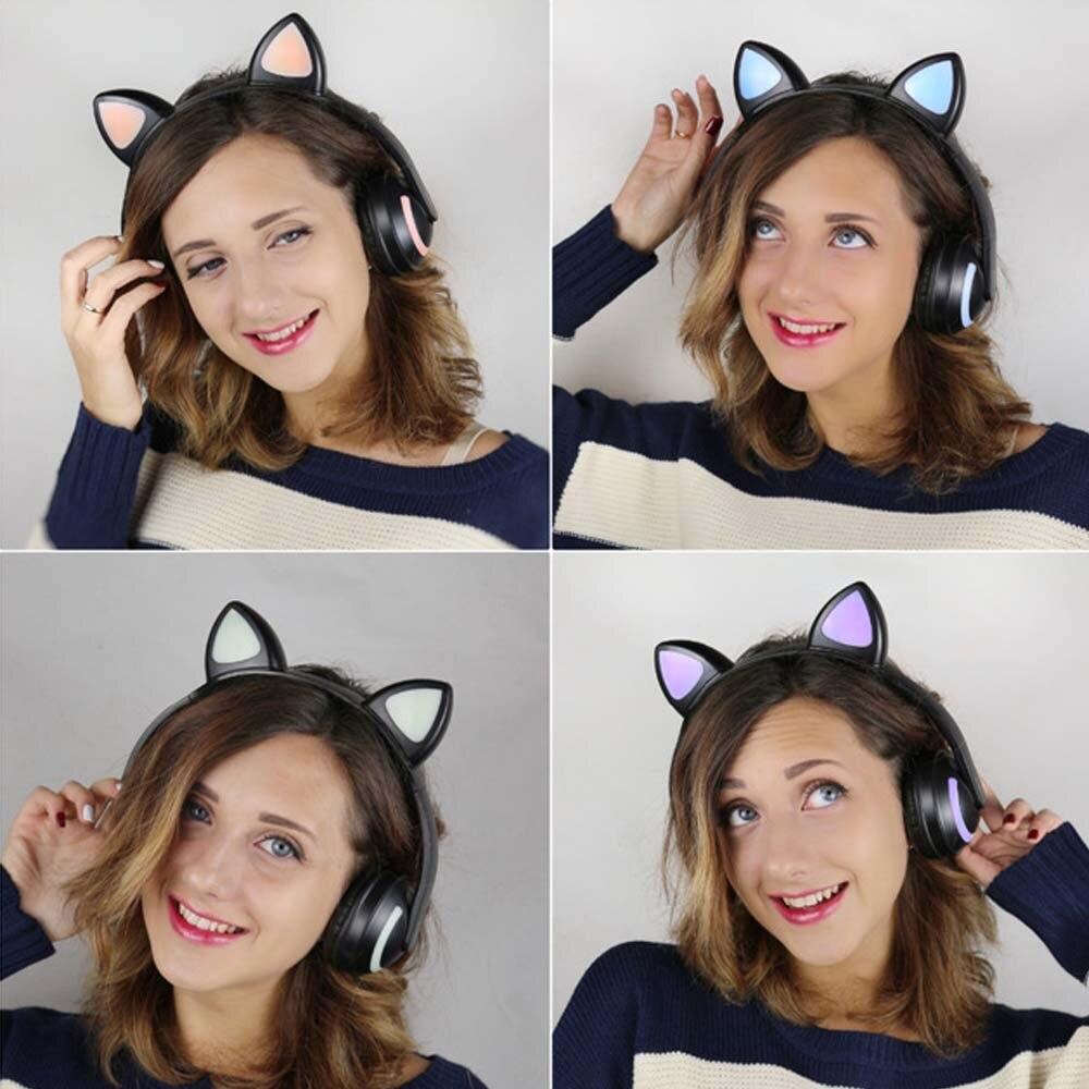 E2232-Cat Bluetooth Headphone-10