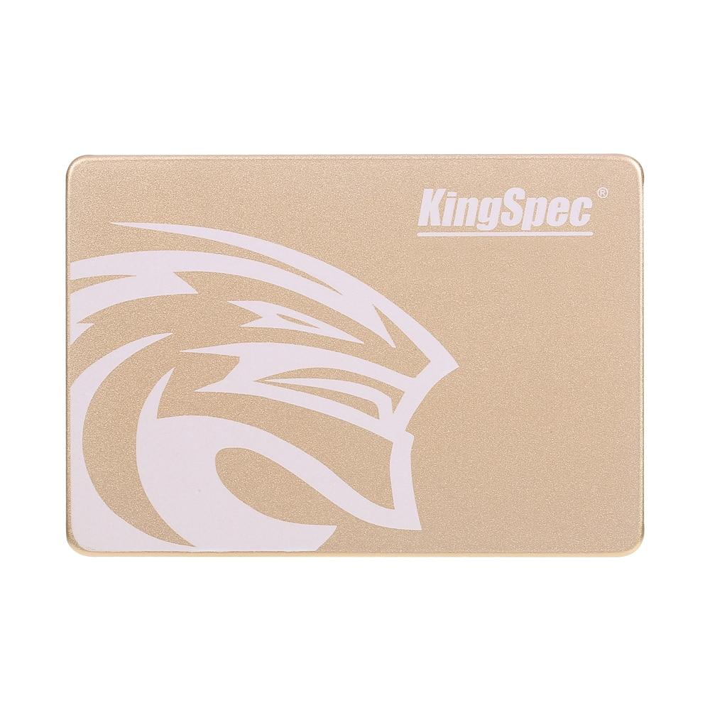KingSpec SSD HDD 2.5 SATA3 SSD 480 gb SATA III 500 64gbssd 7mm Interne Solid State Drive Or Mentale cas pour Ordinateur Portable De Bureau PC - 2