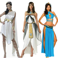 Anime Cosplay for Star Wars Cleopatra Ancient Egyptian Arabia Sexy Princess Vestidos Costumes Adult in Halloween Carnival Party