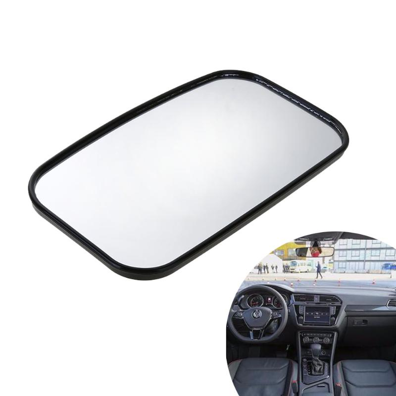Universal Car Center Mirror Wide Rear View Clear Mirror for UTV Off Road Rear Seat View Mirror Baby Child Safety With Clip New