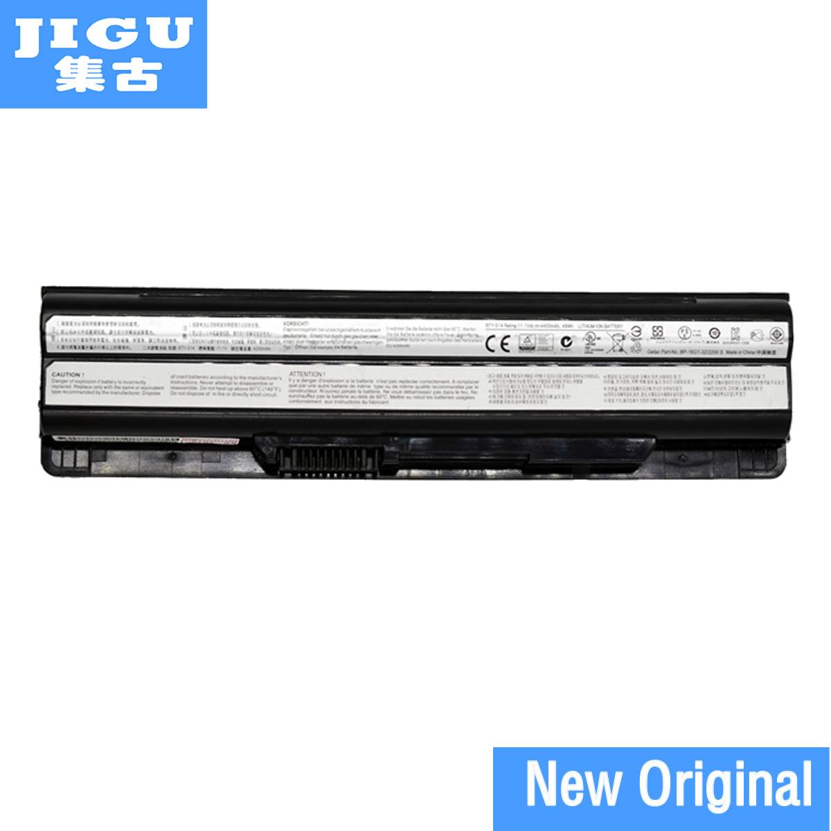 JIGU Original Laptop Battery For MSI FX610 FX620 FX700 GP60 GE60 GE70 20C 20E 2PC 2PE 2PF 2PG 2PL 2QD 2QE 2QL GE60 laptop keyboard for msi gs60 2pc 2pe 2pl 2pm 2qc 6qc gs70 2od 2pc 2pe 2qd 2qe 6qc 6qd 6qe onc gt72 gt740 gt740x gx62 6qd ws60