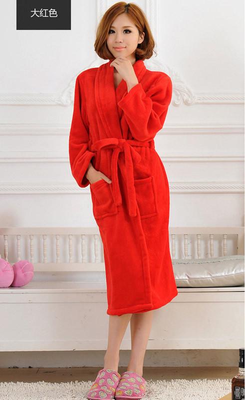 2016-Winter-Autumn-thick-flannel-men-s-women-s-Bath-Robes-gentlemen-s-homewear-male-sleepwear (5)