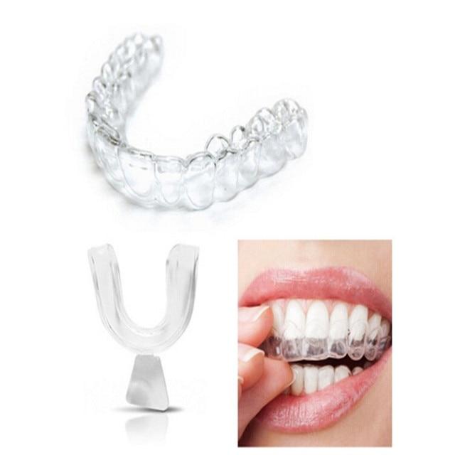 Termoformado protector bucal Dental bandejas de blanqueamiento Dental blanqueador Dental cuidado bucal higiene bucal herramientas dentales