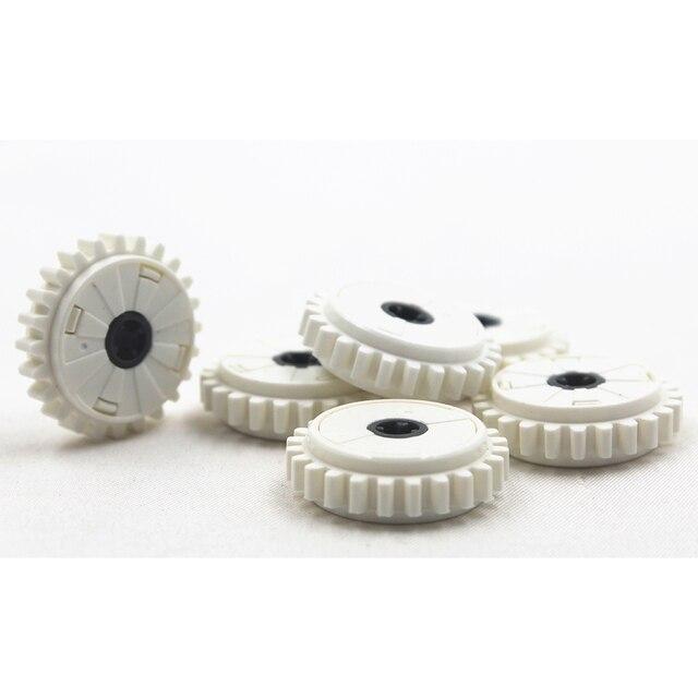 MOC Technic Parts 10pcs TECHNIC COUPLING 3,5-6 NCM compatible with lego for kids boys toy NOC6036892 4
