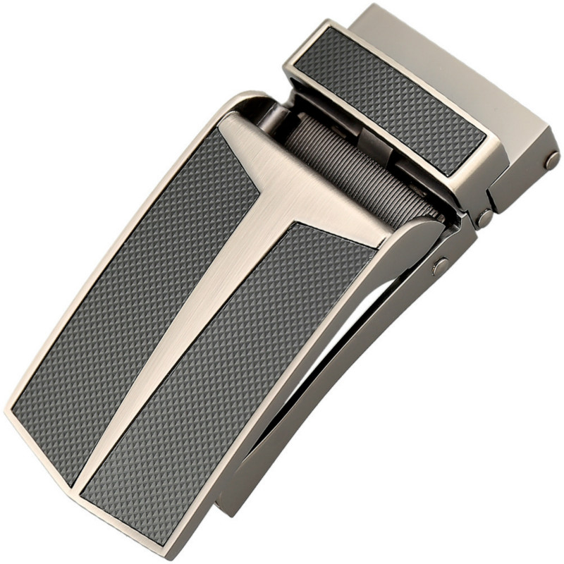New Explosive Men Belt Buckle Alloy Buckle Automatic Buckle Men's Belt Head LY155-0288 Dragon Belt Buckles 3.3cm Leisure Suits