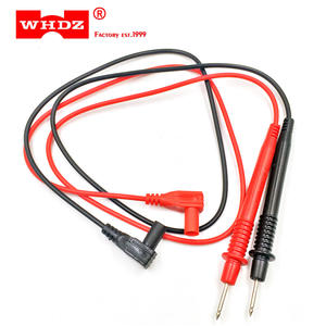 TL08 1 Pair Universal Multimeter Probe Test Leads Pin multimeter cable wire pen