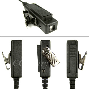 Image 2 - XQF Acoustique Tube Dair Écouteur Casque PTT pour Kenwood Radio NX 200 NX 210 NX 300 NX 410 NX 411 Talkie walkie TK 5400