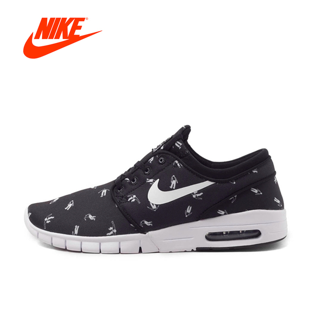 Original New Arrival Authentic NIKE STEFAN JANOSKI Air MAX PRM Men s  Skateboarding Shoes Sneakers Classique Comfortable Outdoor 5de035be5deb