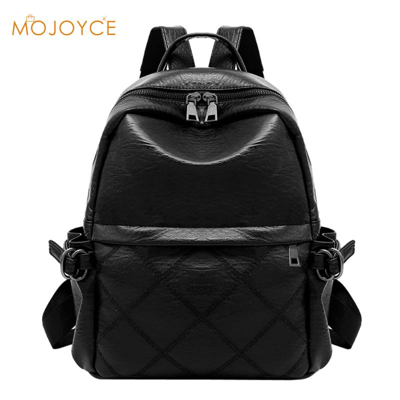 High Quality Women Backpacks PU Leather Women Backpack Mochila Feminina Leisure School Bags for Teenagers Girls Travel Back Pack children school bag minecraft cartoon backpack pupils printing school bags hot game backpacks for boys and girls mochila escolar
