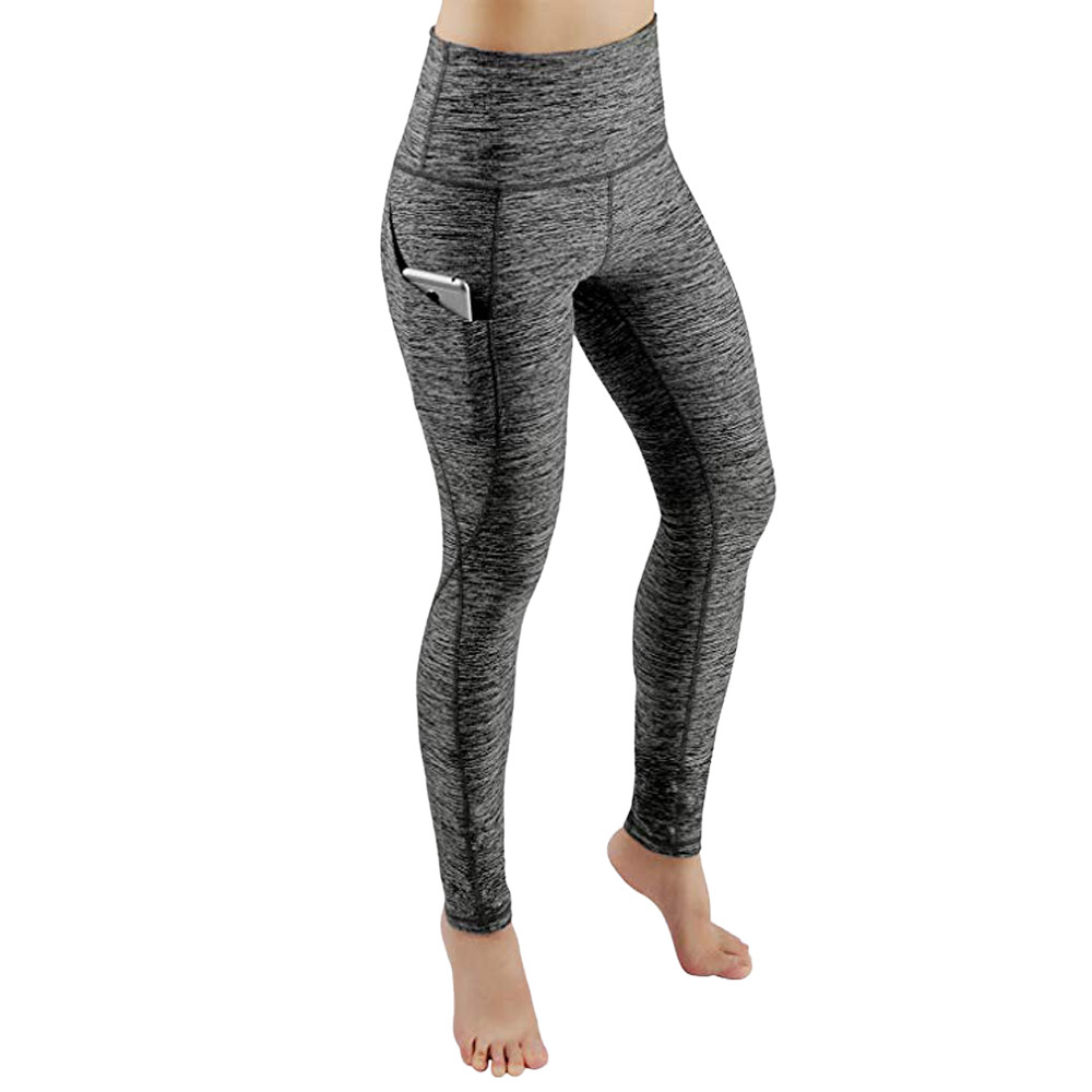Lncdis Women Workout Out Pocket Leggings Fitness Sports Gym Running Athletic Pants Trending Products 2018 Amazing 20