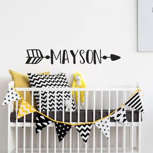 Personalized Name Wall Decal B