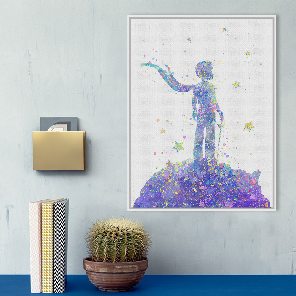 Buy modern abstract watercolor little for Buy modern art prints