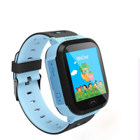GPS Kids Smart Watch Baby Girl Boy clock SOS Call kids watch recorder alarm children school boy girl watches electronic Q528