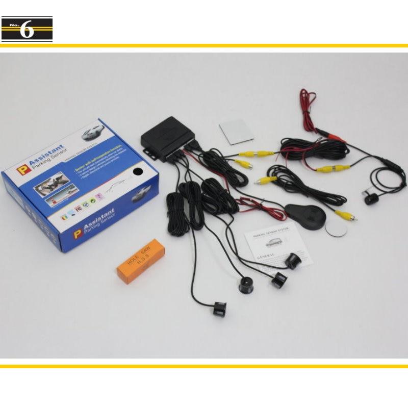Dla Chevrolet Chevy przy przechodzeniu przez folder 2009 2010 2011 2012 2013 2014 czujniki parkowania samochodu samochodowy system alarmowy lusterko wsteczne czujnik kamera cofania