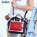 Famous Brands Canvas Women Handbags Medium Women Shoulder Bags Tote Bags Women Bags 2017 Casual Female Canvas Handbag C2130KK