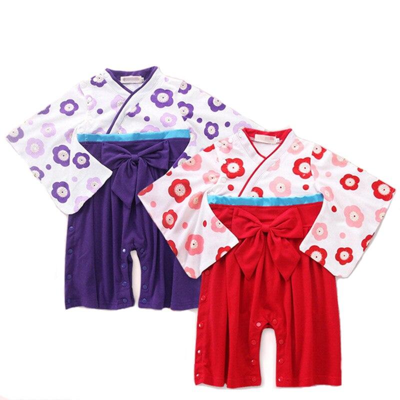 nuevas muchachas de los bebs ropa de bebes de estilo japons kimono ropa de beb recin