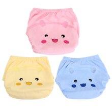 3 шт. в комплекте, костюмы для малышей набор носков до лодыжек трусы-подгузники нижнее белье подгузник с мультяшными изображениями