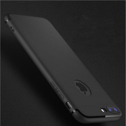HICUTE Scrub TPU Silicone Case For iPhone 7 6 6S 8 Plus 5S X XS MAX XR 5 Case iphone 7 x 8 6s plus xs max luxury covers Simple 4