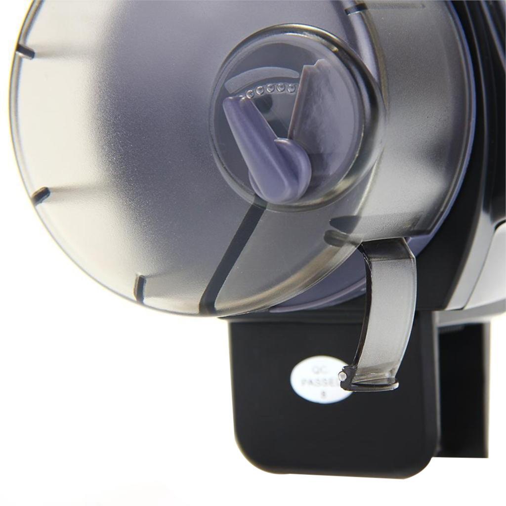 Aquarium fish tank auto food feeder lcd timer - Automatic Manual Auto Feeding Convenient Aquarium Fish Tank Food Feeder Timer Lcd Display