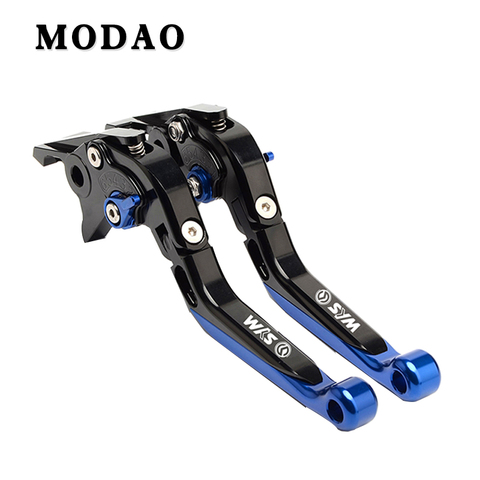 For SYM T2 T3 SB300 WOLF250  T2/T3 SB 300 WOLF 250 CNC aluminum Motorcycle brake digital clutch hand brake lever accessories Lahore