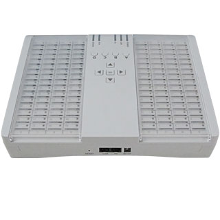 SIM Bank SMB128 SIM server for GOIPs,  work with DBL GOIP for remotely control and management-special price 1000pcs long range rfid plastic seal tag alien h3 used for waste bin management and gas jar management