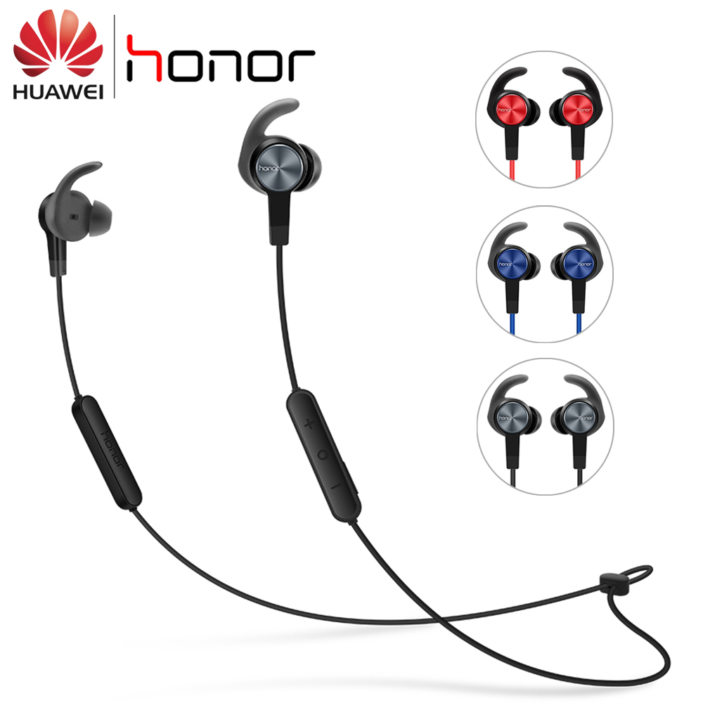 be15e9cce9f Original Huawei Honor xSport Bluetooth Headset AM61 BT4.1 IPX5 Waterproof  With Mic Wireless Bluetooth Earphones For Android iOS