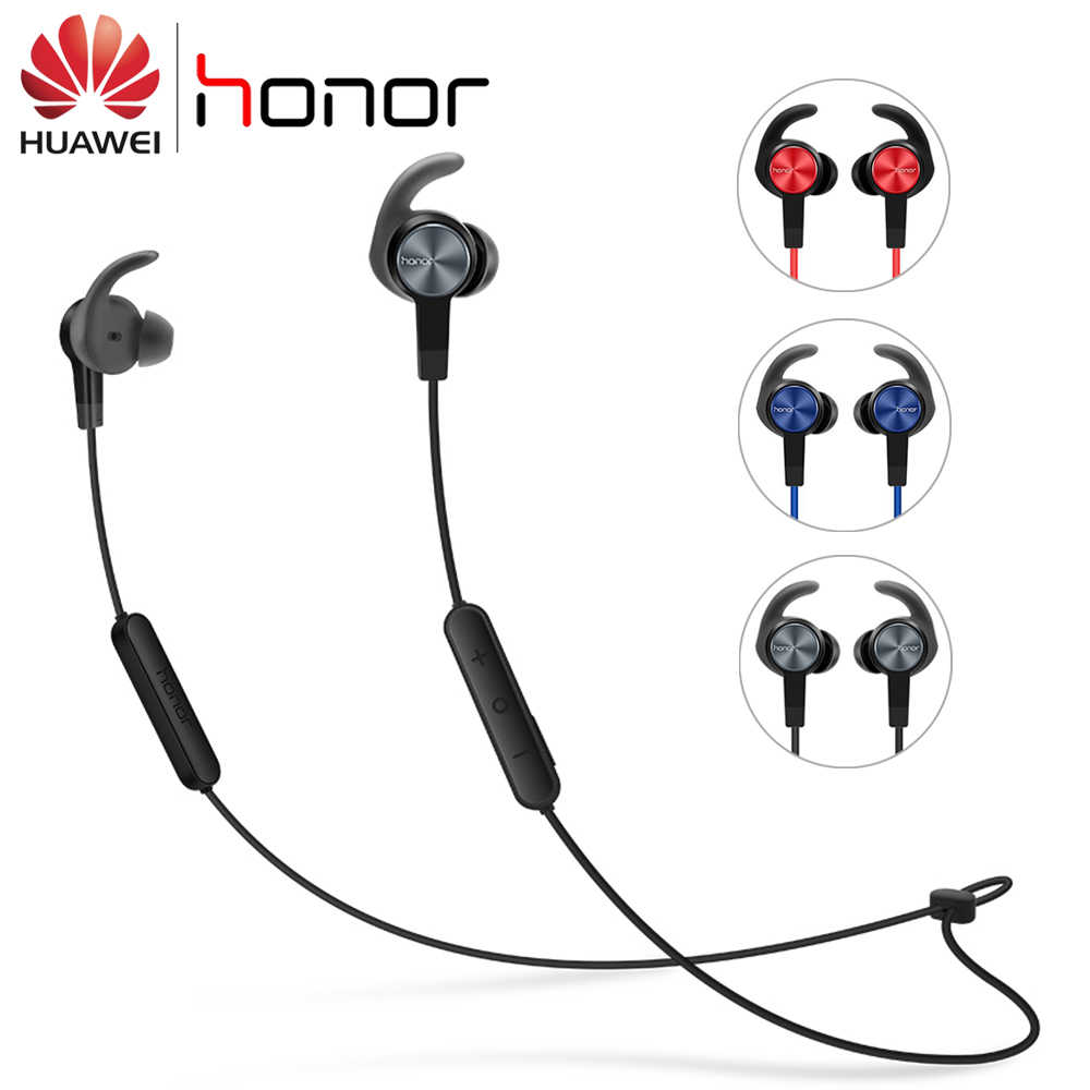 4a9dd7bdc67 Original Huawei Honor xSport Bluetooth Headset AM61 BT4.1 IPX5 Waterproof  With Mic Wireless Bluetooth