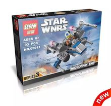 LEPIN 05011 Star Wars Storm Soldier Micro Fighters Minifigures Building Block Minifigure Toys Compatible with Legoe 75125 Toys