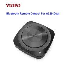 A129 듀얼 채널 대시 카메라 용 기존 VIOFO Bluetooth 원격 제어