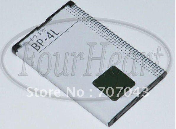 BP-4L Battery BP4L For Nokia E71 E71x E55 E61i E63 E52 E90 Communicator N810 internet tablet N810 wimax edition 1250mah