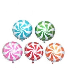 Colorful Foil Balloons