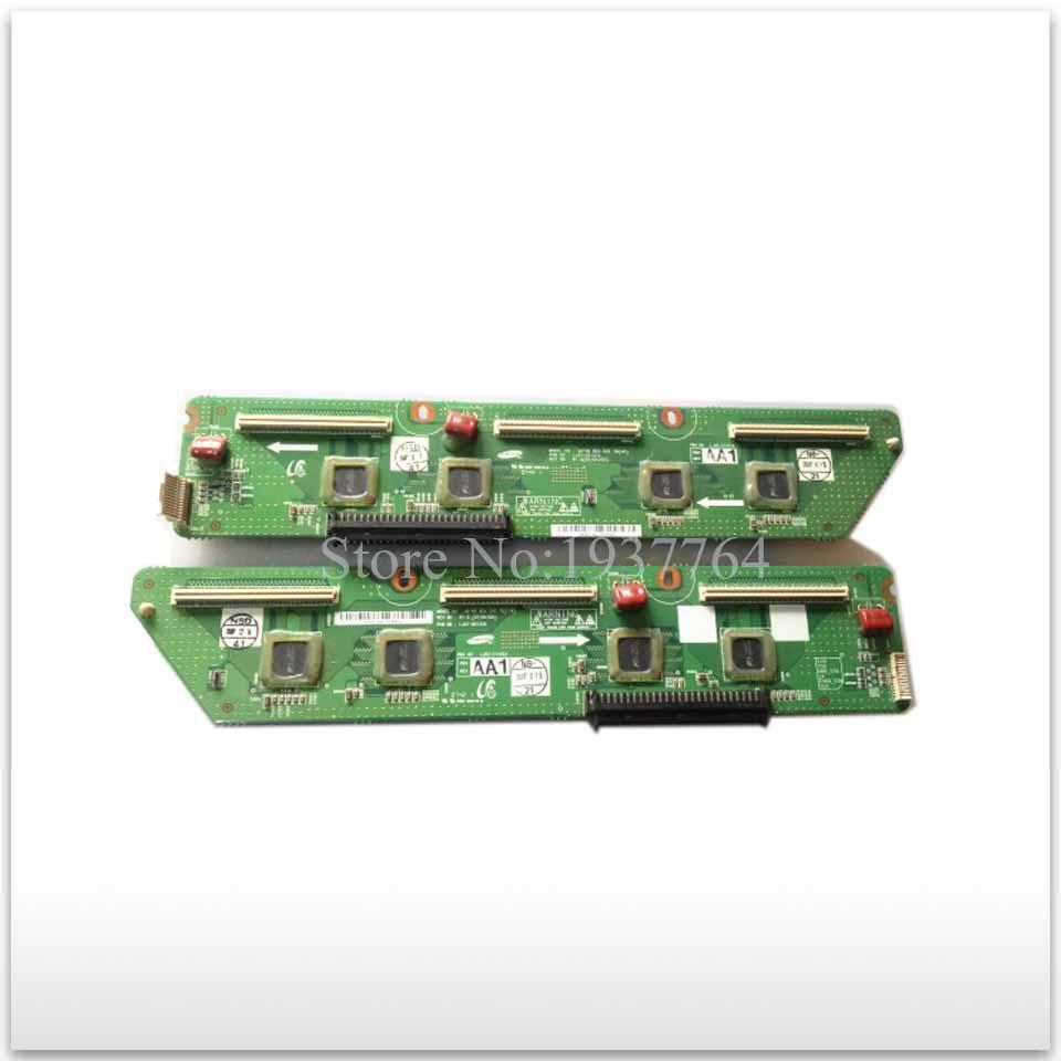Original buffer board LJ41-05122A LJ41-05121A free shipping 50 xb03 y buffer board lj41 02318a lj41 02319a sp50p5h used disassemble