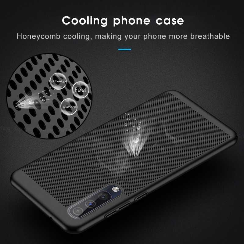 0.3 MM Ultra Ince Mat samsung kılıfı M 30 20 10 Sert PC telefon kılıfı Kapak Için Galaxy A50 A30 10 20 70 darbeye Koruyucu Kılıf